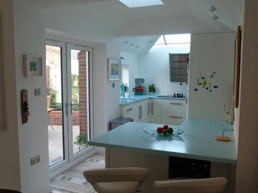 kitchen extension Poole Quay