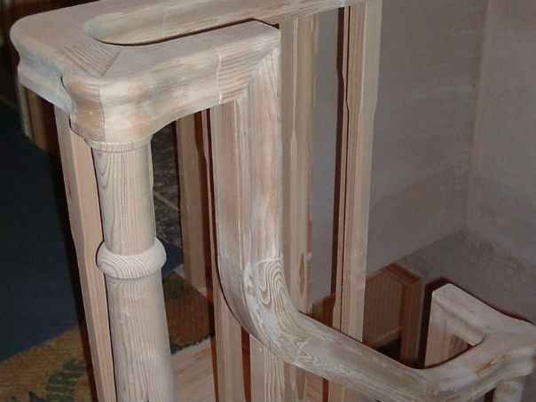 Intricate Staircase Designs