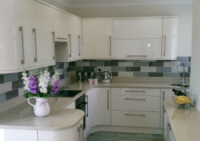 Hand built kitchens designed to your requirements